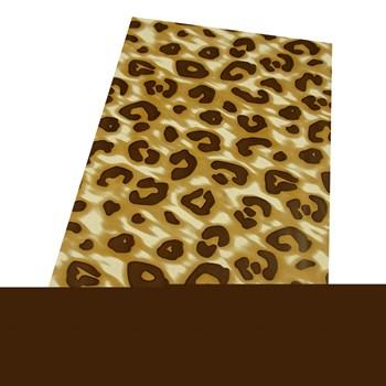 Saquinho Metalizado Presente - Onça - 10 x 15 cm - SQ08