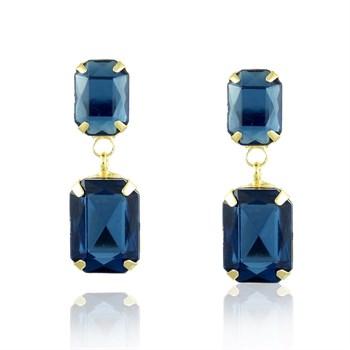 Brinco Pedra Azul - BR341