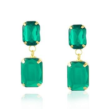 Brinco Pedra Verde - BR342