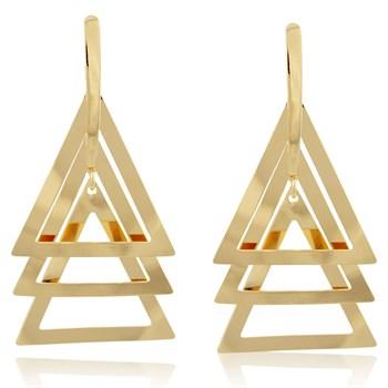 Brinco Triângulos - BR268