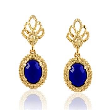 Brinco Pedra Azul - BR682