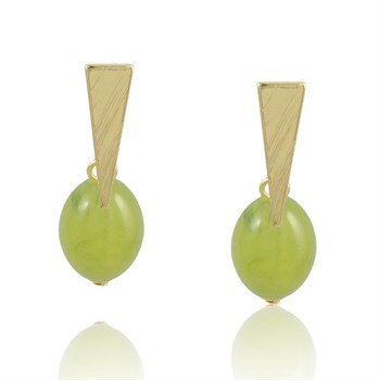 Brinco Pedra Verde - BR118