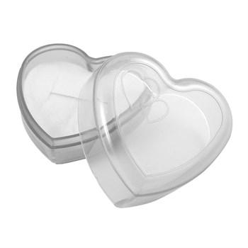 Caixinha Coração para Anel ou Brinco - CX06