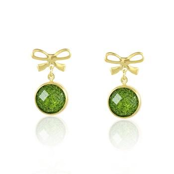 Brinco Lacinho e Pedra Verde - BR575