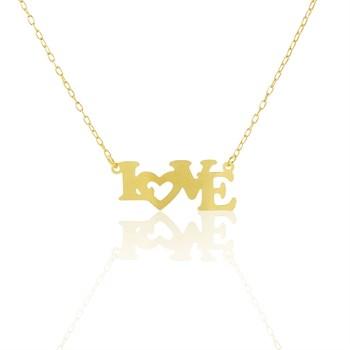 Gargantilha Love - GA19