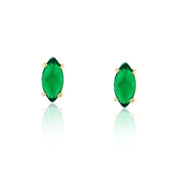 Brinco Pedra Verde - BR543