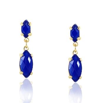 Brinco Pedra Azul - BR552