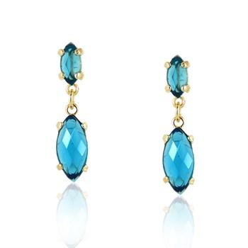Brinco Pedra Azul - BR556