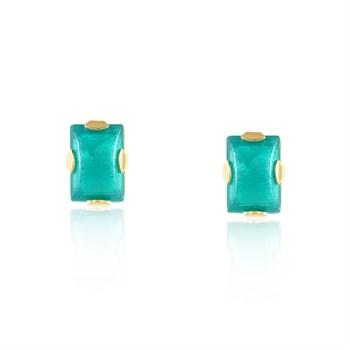 Brinco Pedra Verde - BR624
