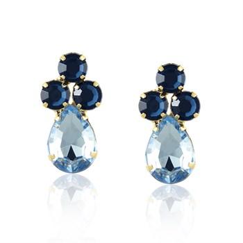 Brinco Pedra Azul - BR652