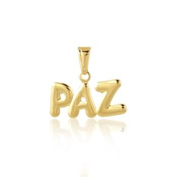 Pingente Paz - PG93