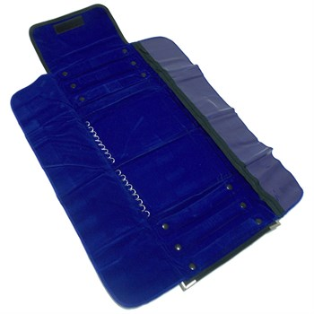 Mostruário Grande Veludo Azul - MS28