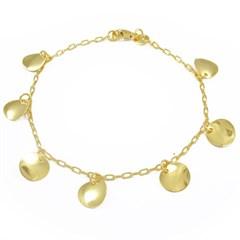 Pulseira DetalhadaSemi joias Atacado  -  PL1554