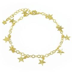 Pulseira Estrelas Semi joias Atacado  -  PL1579